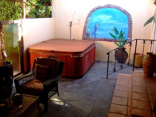 hot tub in living room 301 moved permanently 18943