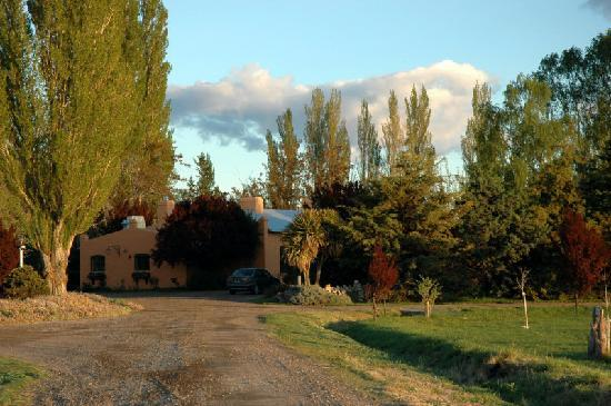 Gaiman, Argentina: The guest house.