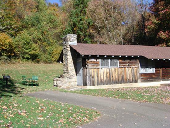 Rocky Knob Cabins: Our cabin