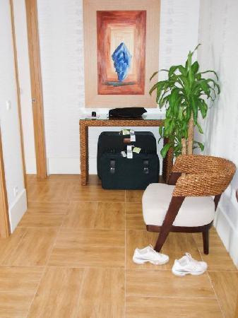 Club Med Palmiye: Vestibule (suite)