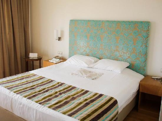Club Med Palmiye : Bedroom (suite)