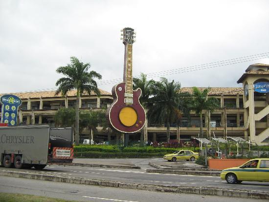 ريو دي جانيرو: hard rock cafe in Brazil