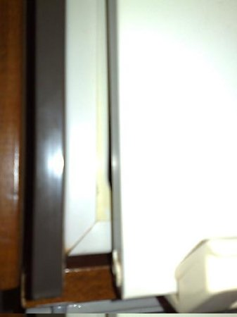 Irida Chic Boutique Hotel & Spa: fridge