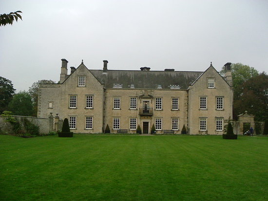 Nunnington Hall from the garden