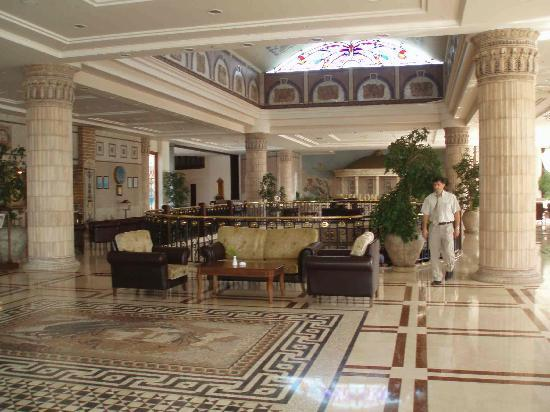Papillon Zeugma Relaxury: The lobby