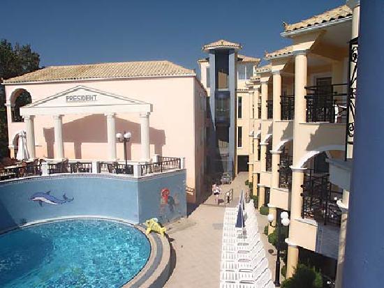 Photo of President Apartments Laganas