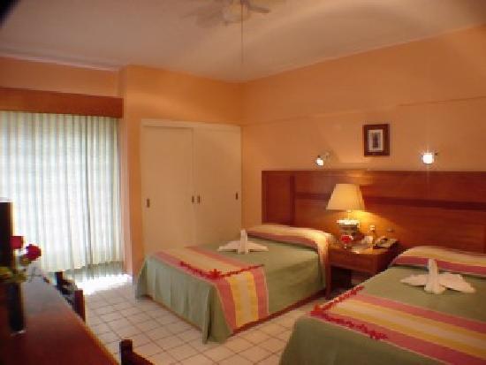 Gran Hotel Huatulco: Cómodas habitaciones
