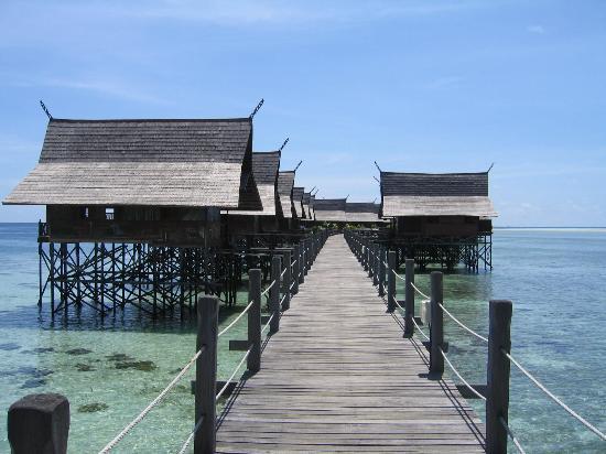 Sipadan Kapalai Dive Resort: Kapalai