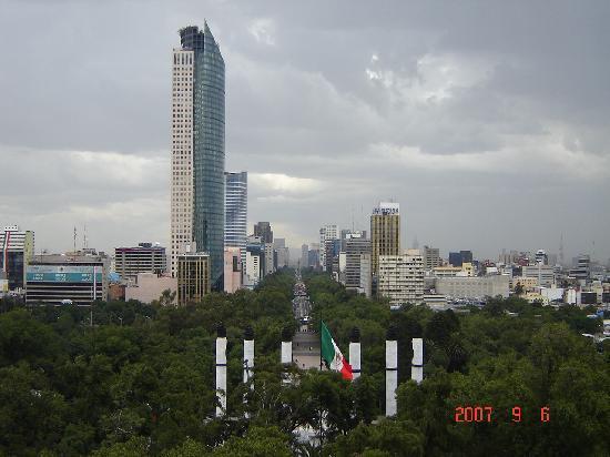 Hotel Reforma Avenue Mexico City