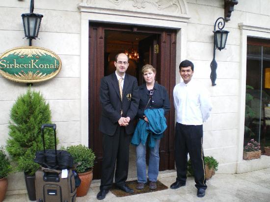Sirkeci Mansion: Departure Day