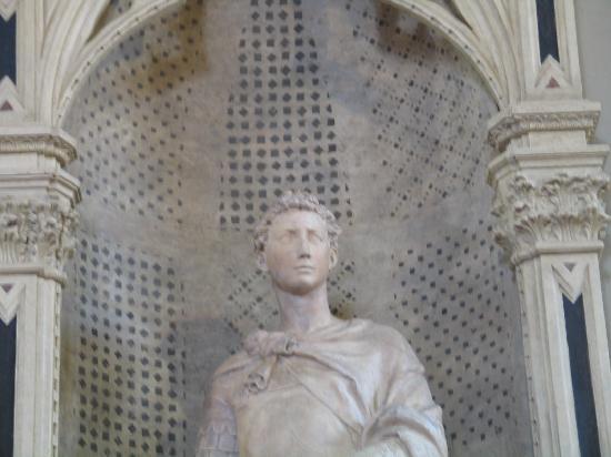 Florence, Italy: San Jorge Donatello (Musel Bargello)