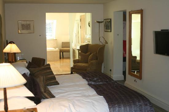 Gidleigh Park : Deluxe room