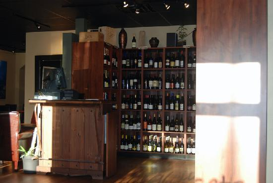 Wine For Sale at Liquid Assets Wine Bar