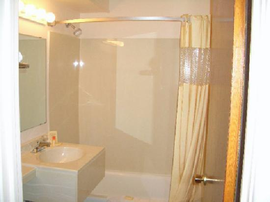 Days Inn ST. Paul-Minneapolis-Midway: Bathroom in 151