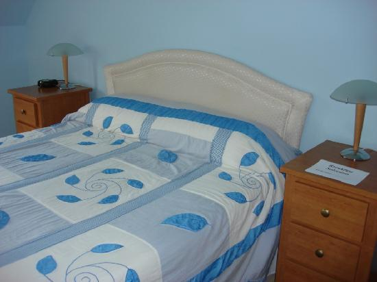 Burntree House Bed & Breakfast: Lovely comfy bed
