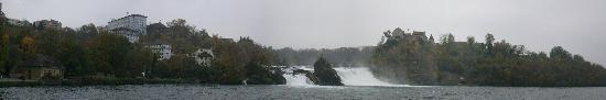 Rhine Falls : Rheinfall Panorama