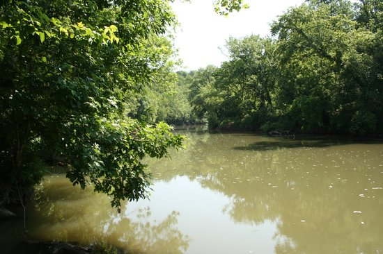 Narrows of the Harpeth: Harpeth River
