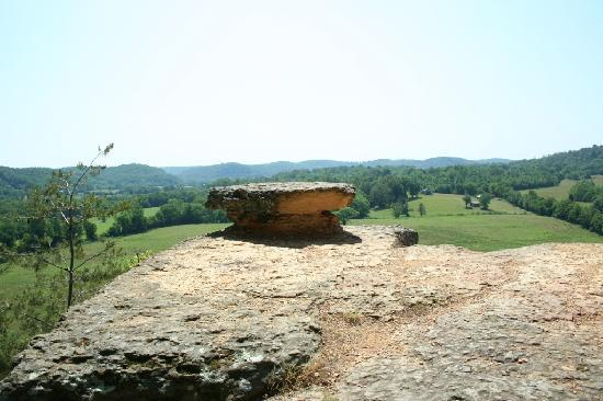 Narrows of the Harpeth: Harpeth River Overlook 5