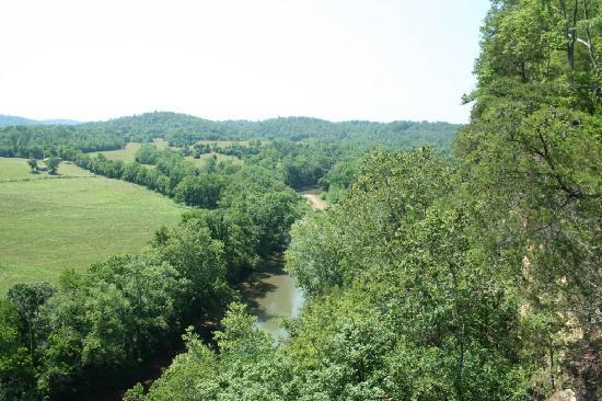 Narrows of the Harpeth: Harpeth River Overlook 6