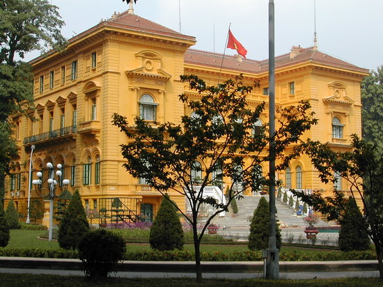 Hanoi, Vietnam: Presidential Palace