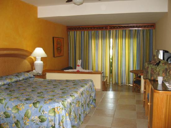 Caribe Club Princess Beach Resort & Spa: Standard Room 1st floor