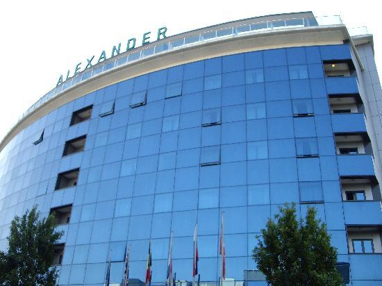 Hotel Alexander Palace : Hotel Terme Alexander
