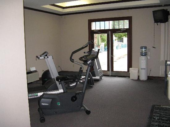 Ramada Ithaca Hotel & Conference Center: fitness room