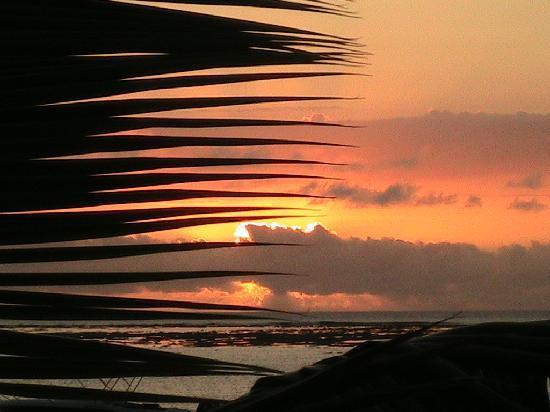 LUX* Le Morne : Beautiful Sunset