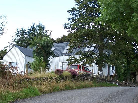 Isle of Seil, UK: Tin Church B&B
