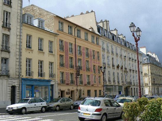 Hotel la Residence du Berry: La Residence du Berry