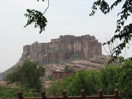 Umaid Bhawan Palace Jodhpur: Jodhpur Fort