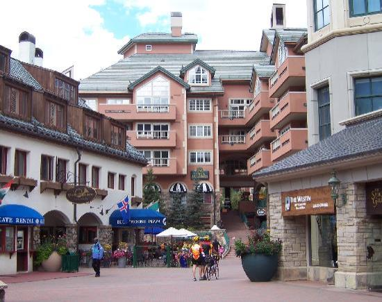 Poste Montane At Beaver Creek: Another view of