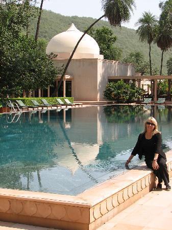 Amanbagh: Pool