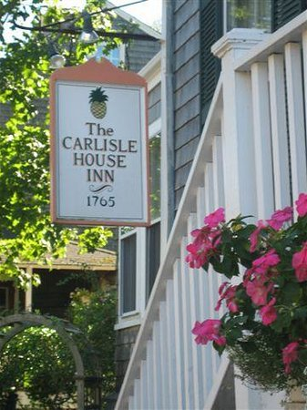 The Carlisle House Inn:                   Great place to stay