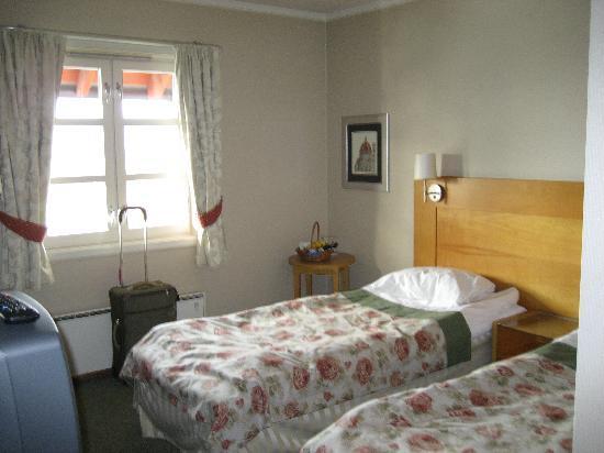 Baardshaug Herregaard : Twin Bedroom