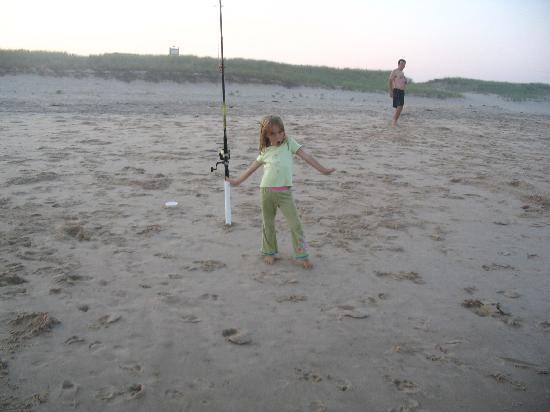 Hither Hills State Park: Sand beaches and Fishing too!