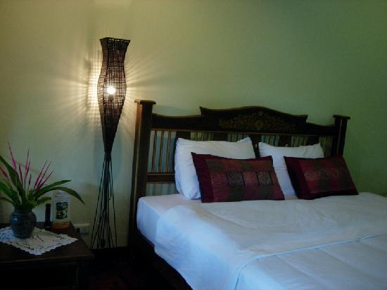Baan Nam Ping Riverside Village : my room