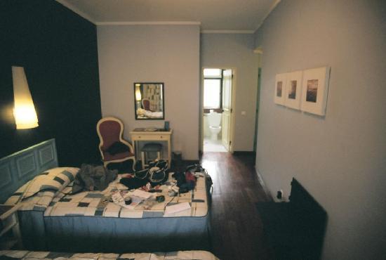 Hotel Lisboa Tejo: My room
