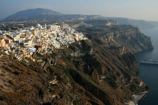 فيرا, اليونان: Fira view