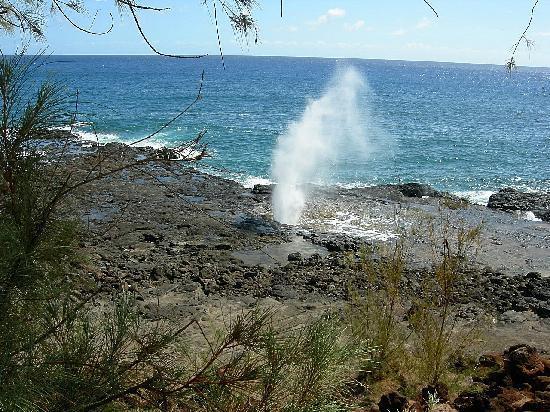 Marriott's Kaua'i Beach Club: Spouting Horn