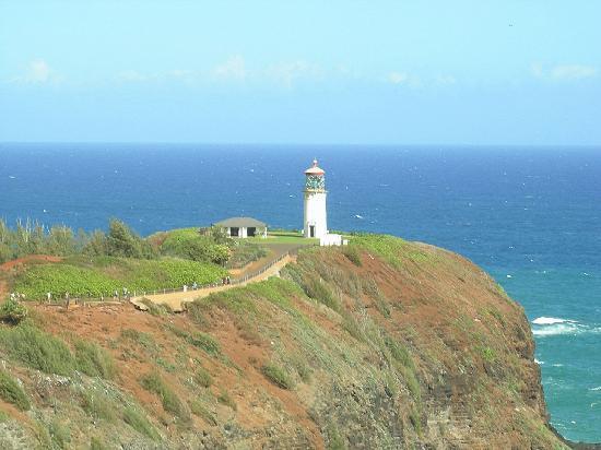 Marriott's Kaua'i Beach Club: Kiluea Lighthouse