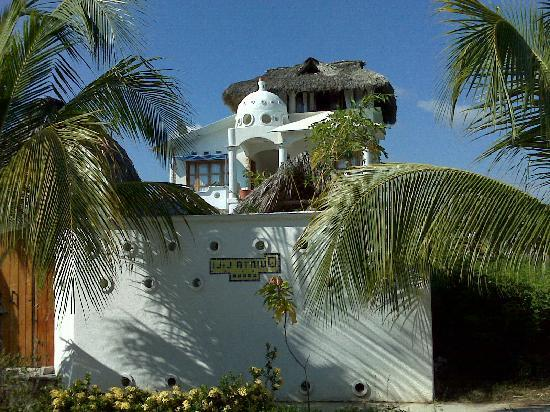Quinta Lili: Entrance to Quinta Lili