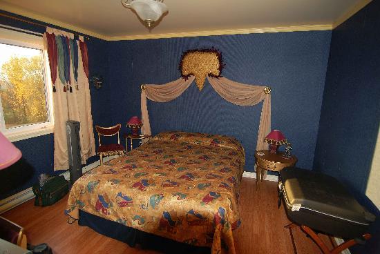 Domain des Quatre Lacs : Our bedroom