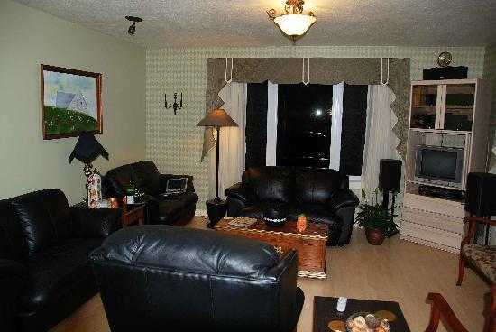 Domain des Quatre Lacs : The guest sitting room