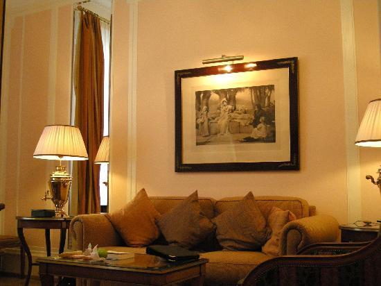 Belmond Grand Hotel Europe: Sitting Room