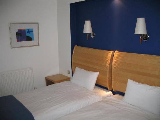 Holiday Inn Norwich: Ipswich Road Hotel room