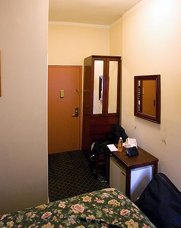 Schrank Kuhlschrank Picture Of Da Vinci Hotel New York City