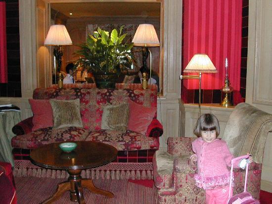 Chambiges Elysees Hotel: lobby