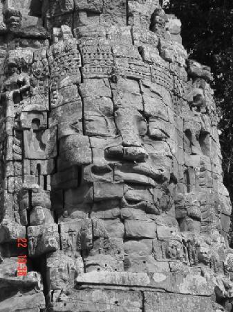 Siem Reap, Kamboçya: Bayon