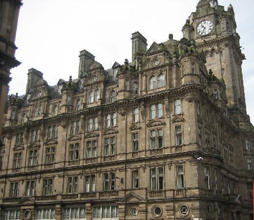 The Balmoral Hotel: Balmoral Hotel